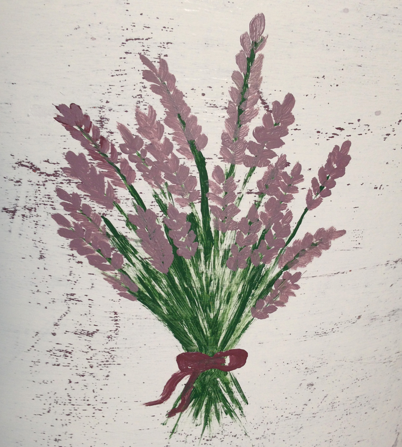 Lavendelmotiv