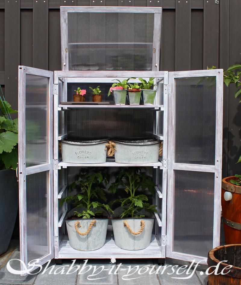 Gartenmöbel Verwandlung So Werden Sie Zu Vintage Objekten