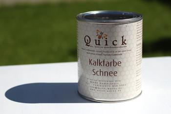 Bevorzugt Kreidefarbe und Kalkfarbe - Die Farbe für Euer Shabby Chic Projekt QJ65
