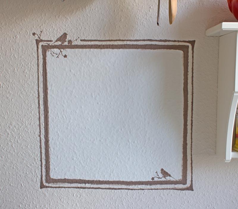 magnettafel einfach mit magnetlack aufgemalt so geht 39 s. Black Bedroom Furniture Sets. Home Design Ideas