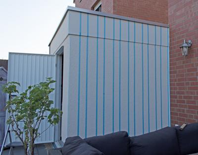 garten wandgestaltung eine au enwand wird zum hingucker. Black Bedroom Furniture Sets. Home Design Ideas