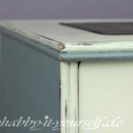 Shabby Chic Nachttisch 27