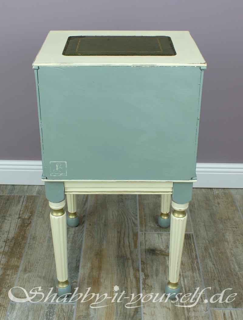 shabby chic nachttisch 31 w shabby it. Black Bedroom Furniture Sets. Home Design Ideas