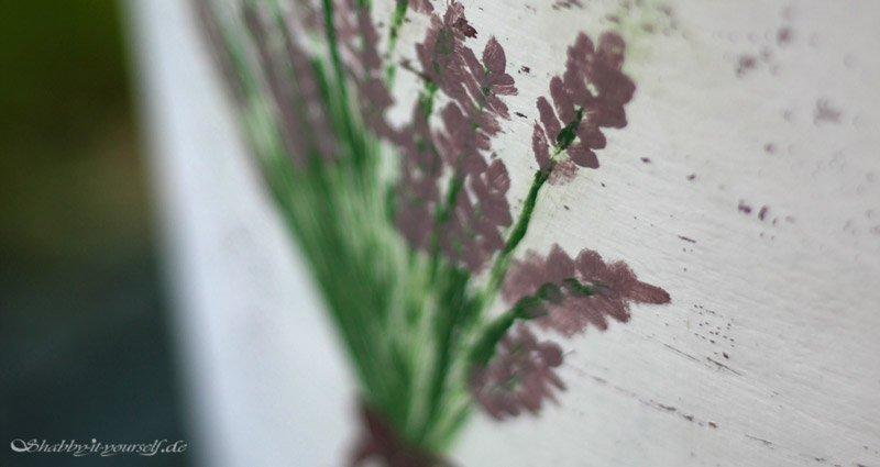 Shabby Chic Lavendeltopf Galerie