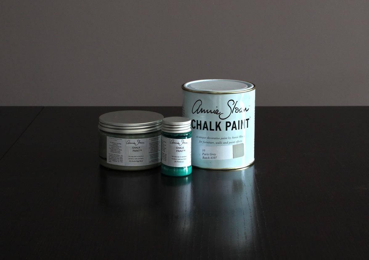 Annie Sloan Chalk Paint - Ein Klassiker unter den Kreidefarben