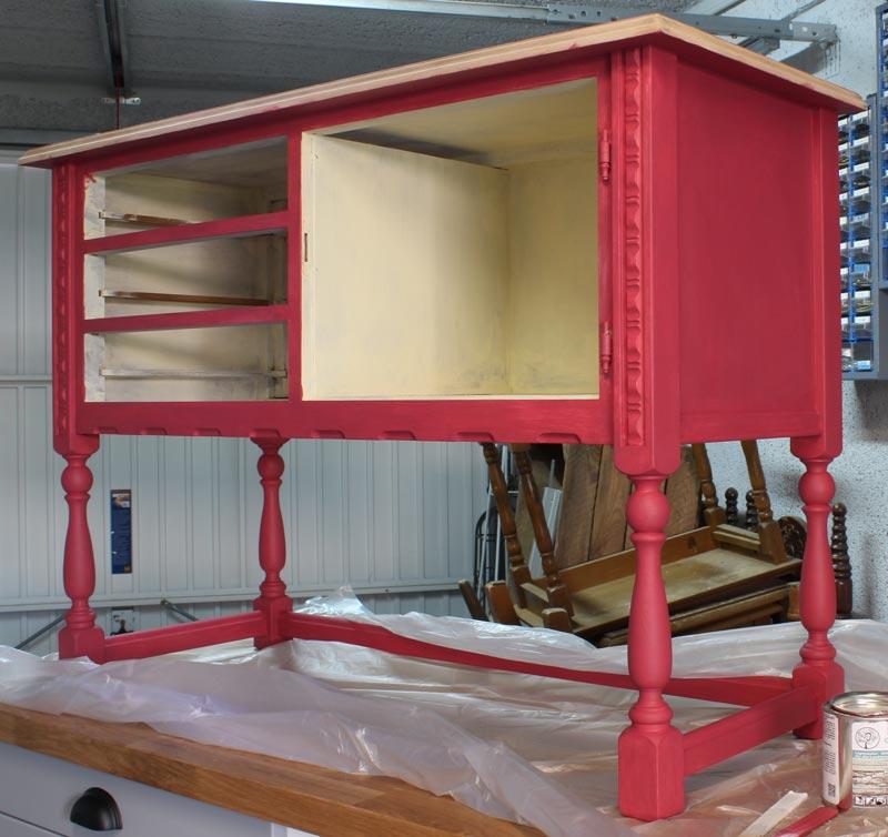 Vintage Sideboard Amy 15
