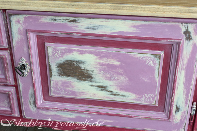 Vintage Sideboard Amy 30