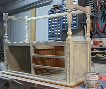 Vintage Sideboard Amy 9