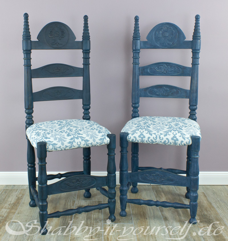 polsterstuhl peter inkl farben test kreidefarbe von rust oleum. Black Bedroom Furniture Sets. Home Design Ideas