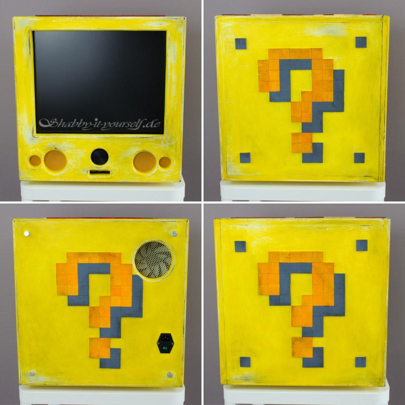 RetroPie Custom Build Gaming Console Vintage Style 42