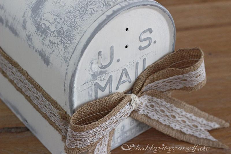 Mailbox Wedding Hochzeit Karten Box 20