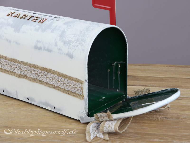 Mailbox Wedding Hochzeit Karten Box 21