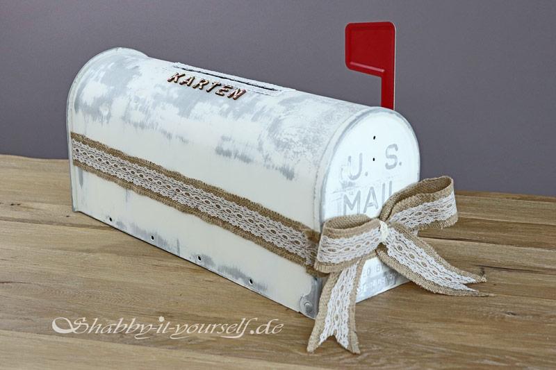 Mailbox Wedding Hochzeit Karten Box 23