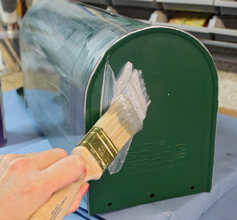 Mailbox Wedding Hochzeit Karten Box 8