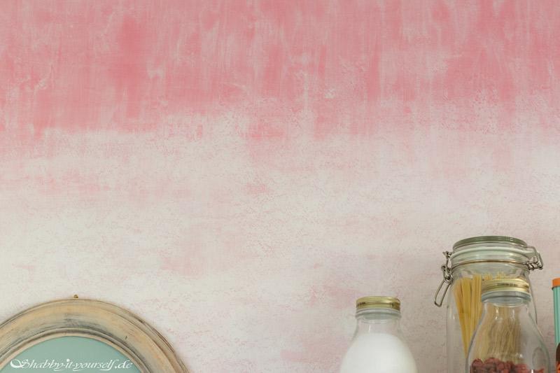 Küche selber bauen - Shabby Chic Kitchen Makeover Finished 3