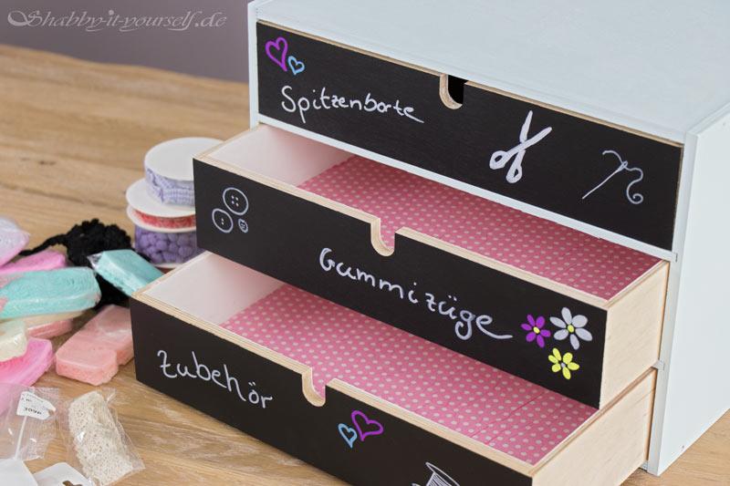 Schultafellack DIY Ideen 14