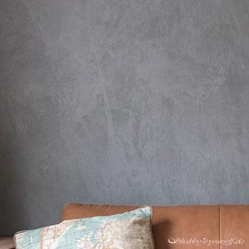 Alpina Farbrezepte Beton-Optik streichen 11