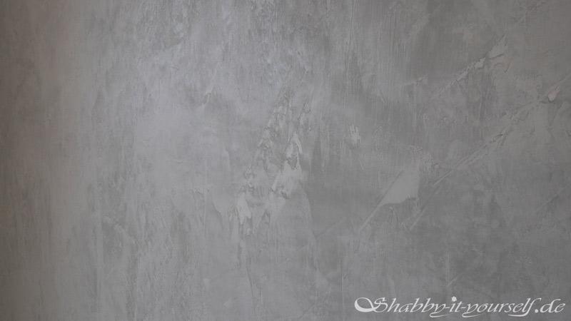 Alpina Farbrezepte Betonoptik streichen 9