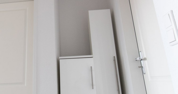 Shabby Chic DIY Einbauschrank IKEA 1b