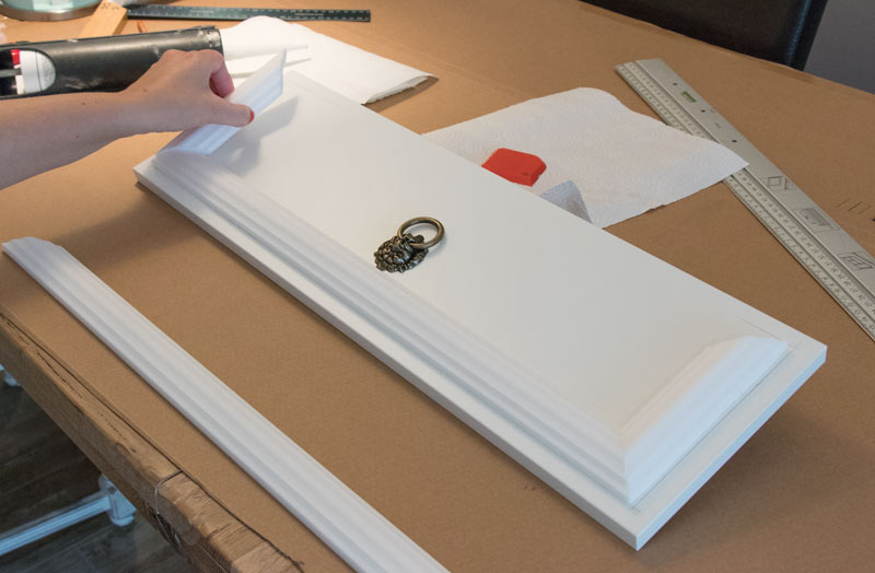 Shabby Chic DIY Einbauschrank IKEA Hack 19