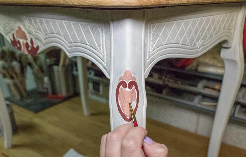 tisch pendeluhr mit magnet