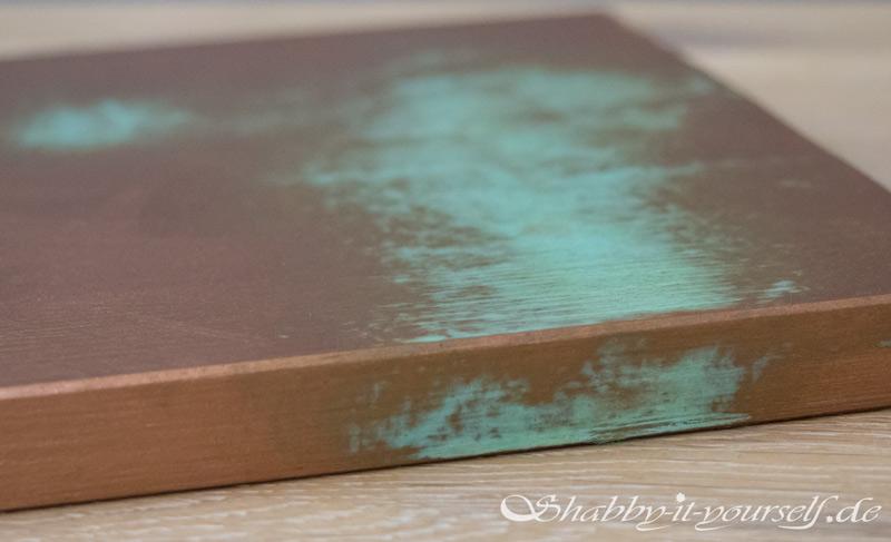 Modern Masters Kupfer Effekt Farbe Patina 17