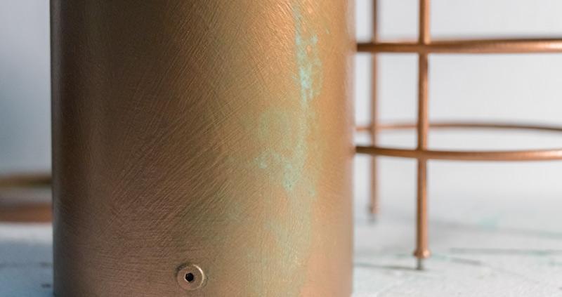 Modern Masters Kupfer Effekt Farbe Patina 18