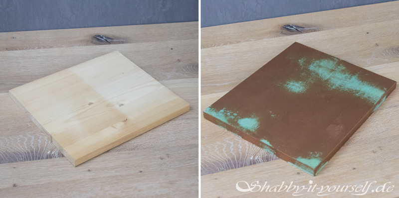 Modern Masters Kupfer Effekt Farbe Patina 21