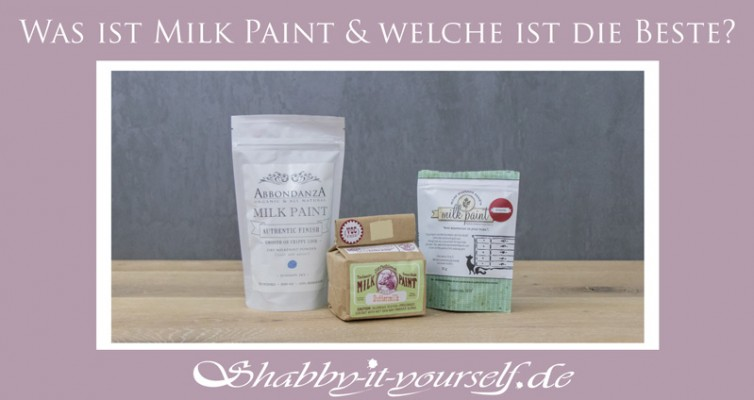 Alles zum Thema Milk Paint - Der umfassende Test 89
