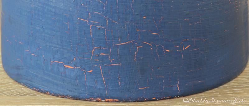 Krakelieren in Shabby Chic mit Rust Oleum 9