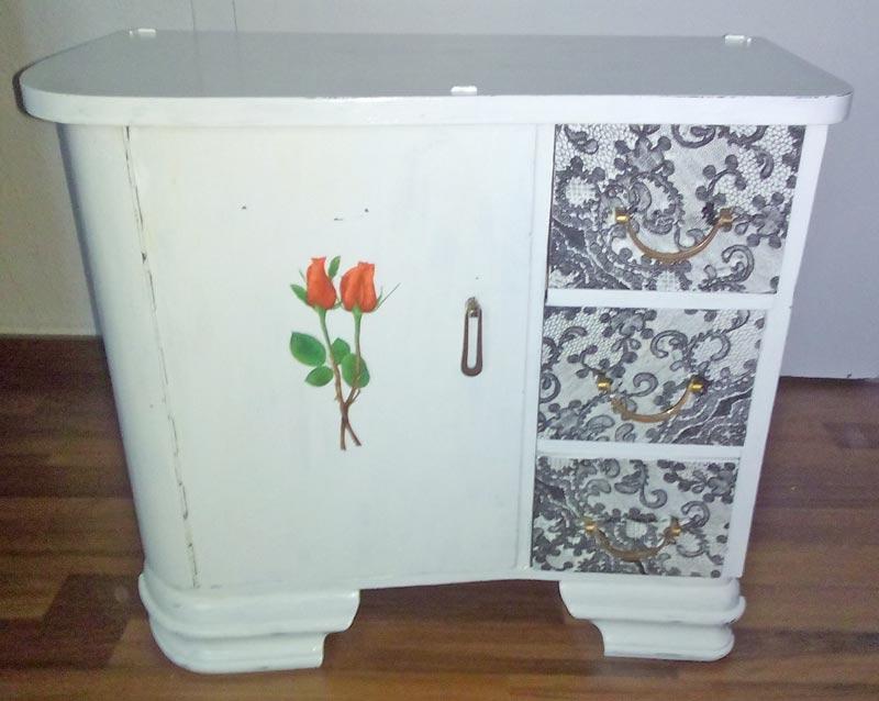 schrank vivi nachher shabby it. Black Bedroom Furniture Sets. Home Design Ideas