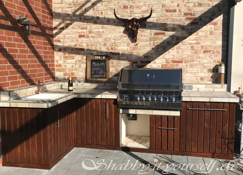 Outdoor-Küchen-Anleitung ab sofort bei Dirks BBQ Battlefield ...