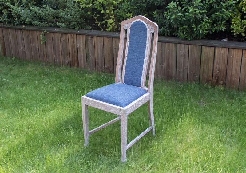 der dritte stuhl ist fertig und ein weiterer video teil im kasten. Black Bedroom Furniture Sets. Home Design Ideas