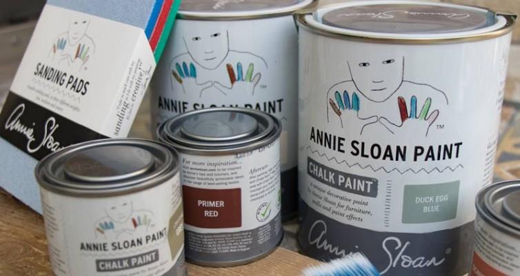 Annie Sloan Chalk Paint Dosen