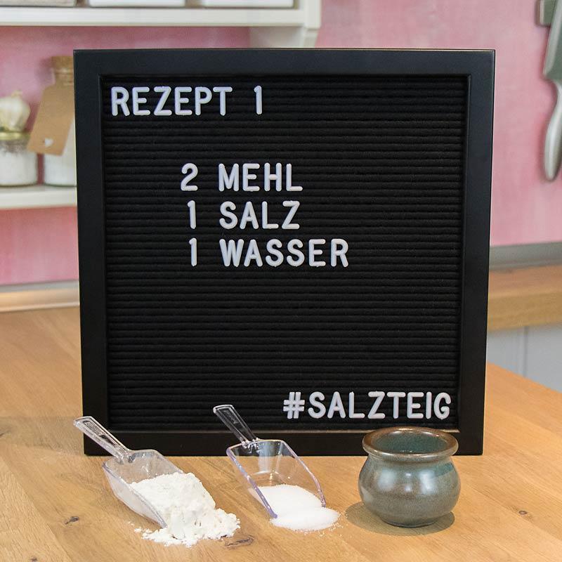Salzteig Rezept Vergleich 1b