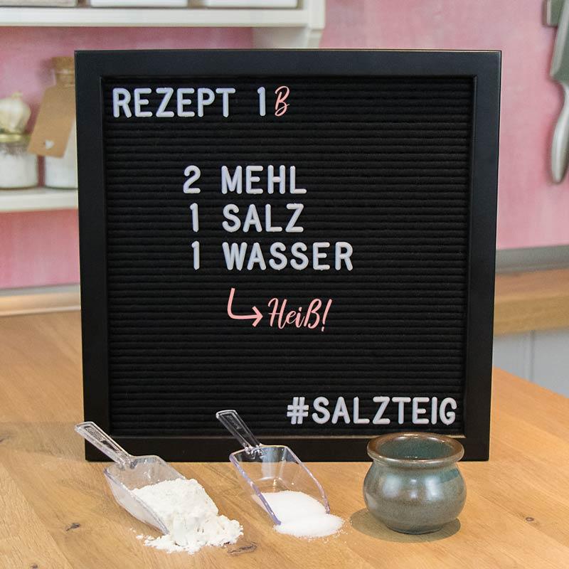 Salzteig Rezept Vergleich 3