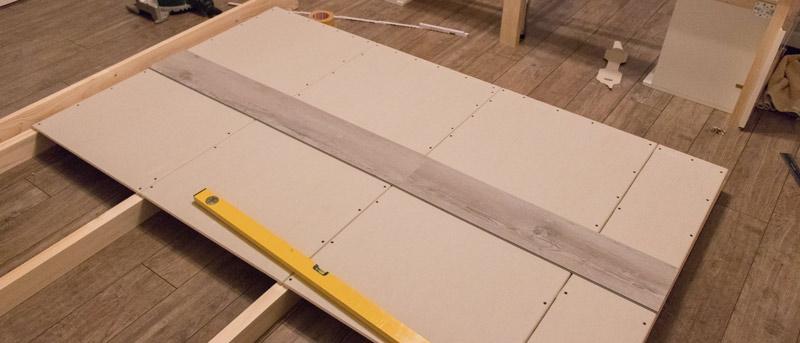 DIY Bett selber bauen 13