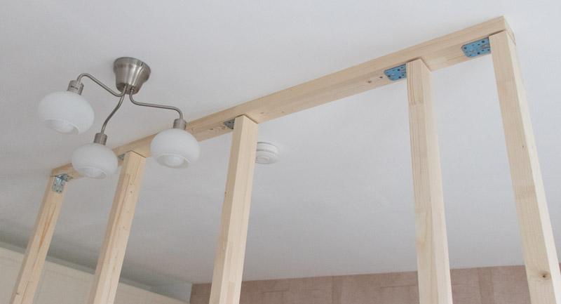 DIY Bett selber bauen 15