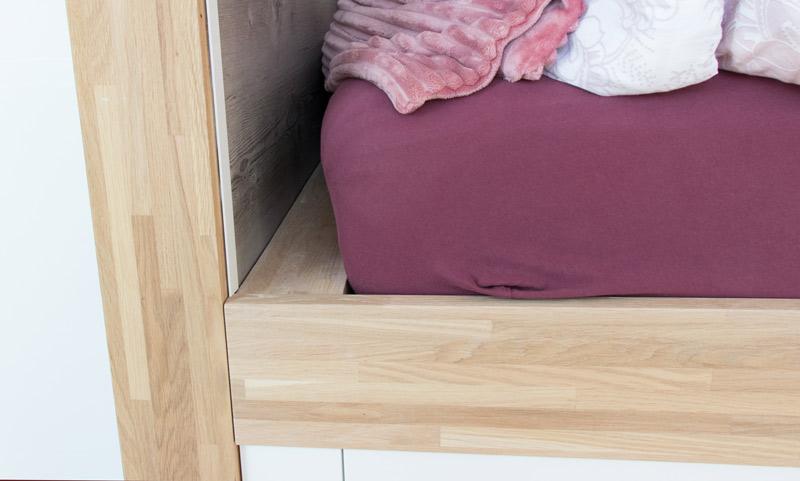 DIY Bett selber bauen 49
