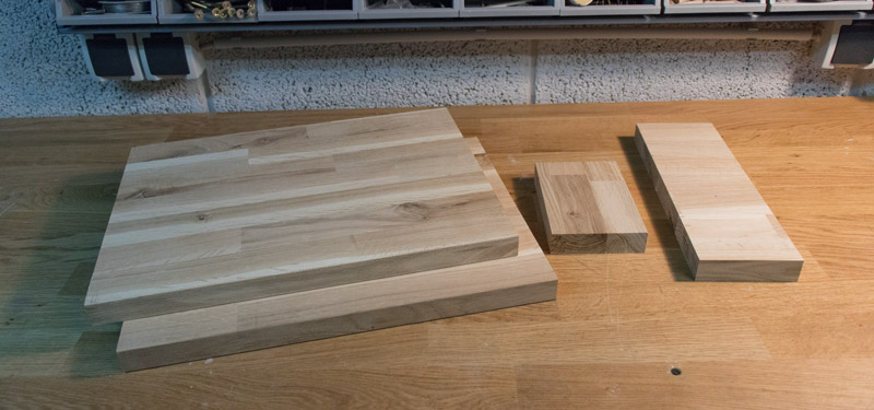 DIY schwebenden Nachttisch selber bauen 1
