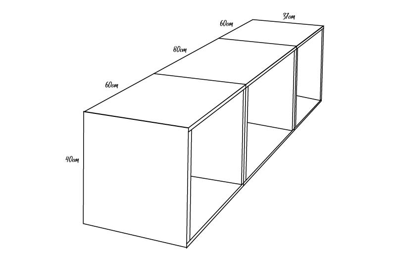DIY Bett selber bauen 59
