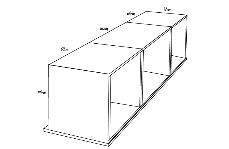 DIY Bett selber bauen 60