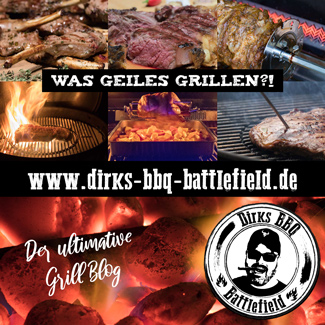 Hier geht es zu Dirks BBQ Battlefield Blog