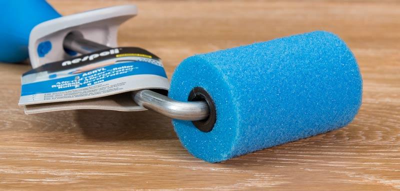 Schaumstoffroller für Acryllacke