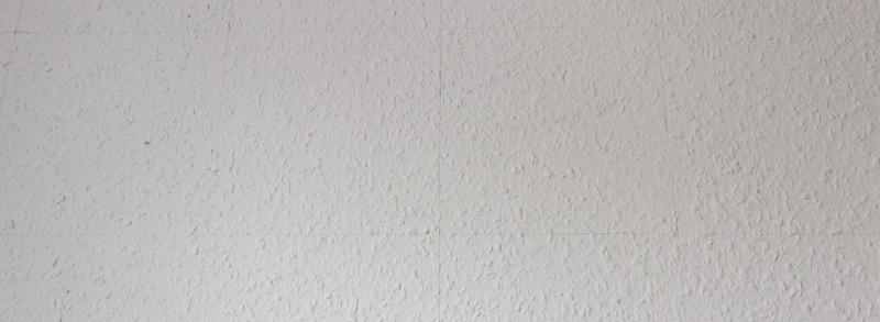 Kinderzimmer Wandbild streichen - Raster auf der Wand