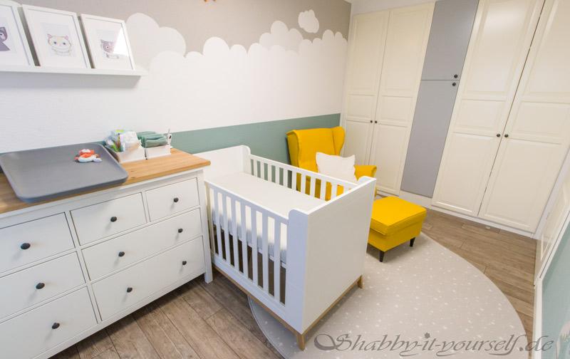 Babyzimmer Kinderzimmer Jungen - So wird es gemütlich