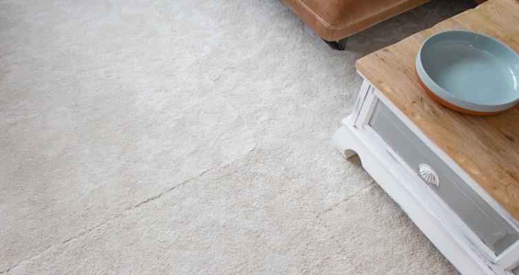 IKEA Teppich STOENSE zusammenlegen - Übergänge bleiben leider sichtbar