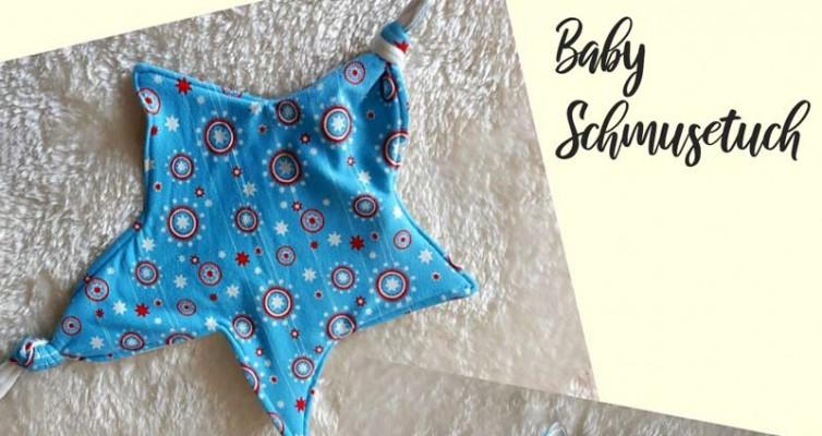 Leserprojekt Baby Schmusetuch