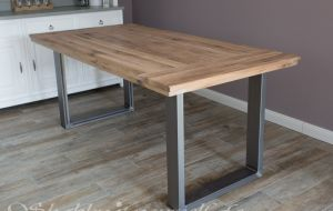 Einen Rustikalen Loft Tisch Selber Bauen. Shabby Chic Nachttisch 15